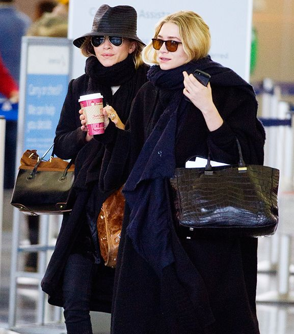 13 Celebrity Airport Looks To Inspire Your Spring Travel Wardrobe