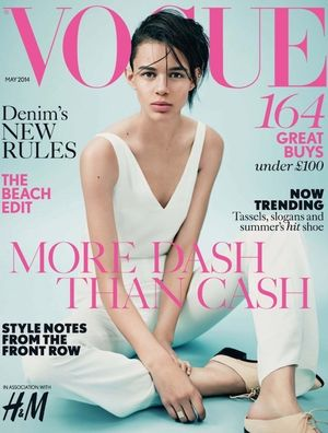 Binx Walton Is Vogue UK's May Cover Star