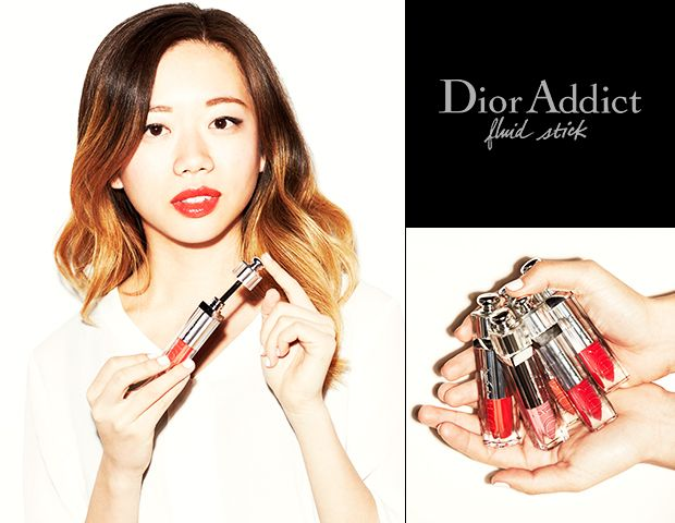 Not a Lipstick, Not a Gloss: Meet Dior Addict's Fluid Stick