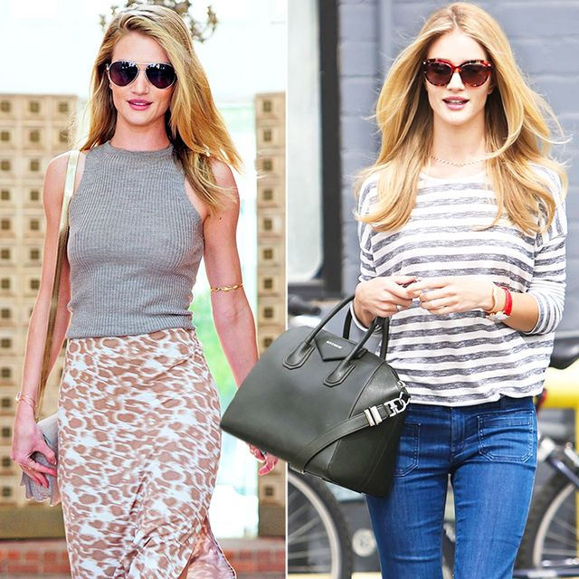 Rosie Huntington-Whiteley's Most Inspiring Looks