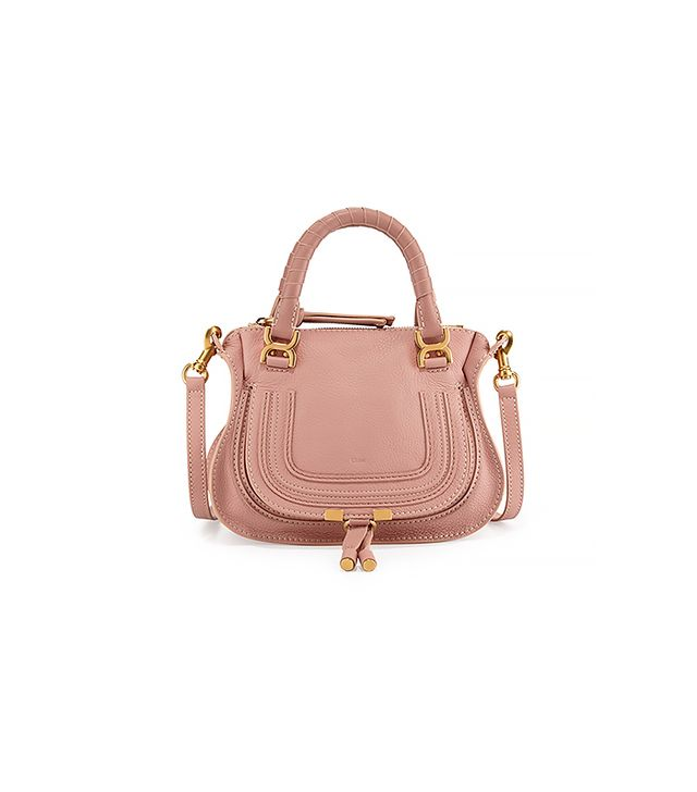 Chloe Marcie Mini Shoulder Bag ($1650)  This chic satchel is completely worth the investment.