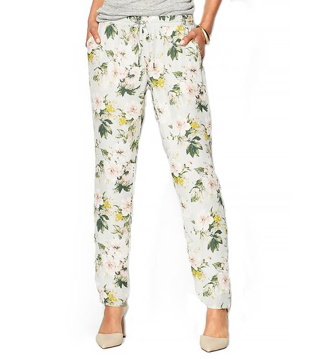 Joie Theron B Silk Pants ($298)
