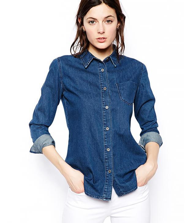 ASOS Denim Shirt ($47)
