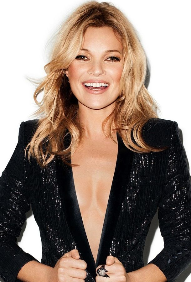 Kate Moss For Harper's Bazaar May 2014