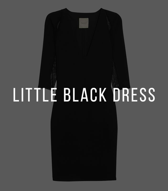 6. Little Black Dress