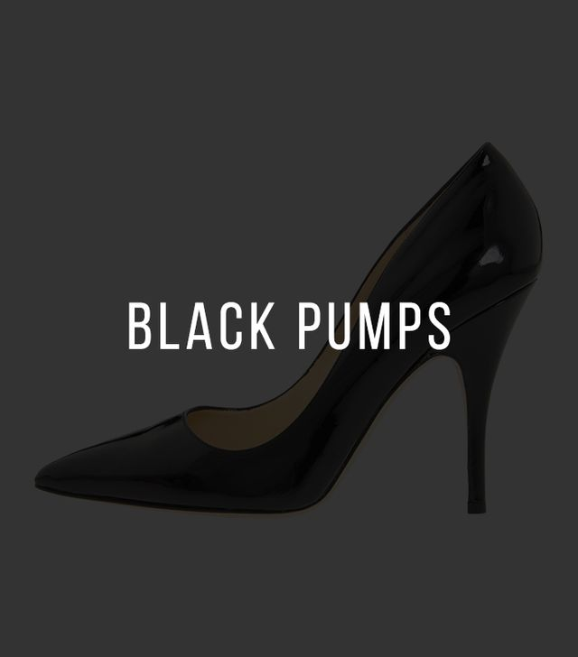 9. Black Pumps