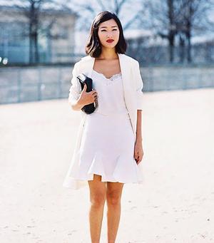 25 White Dresses We Love For Spring
