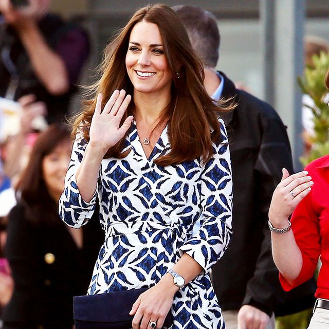 See ALL Of Kate Middleton's Best Tour Looks