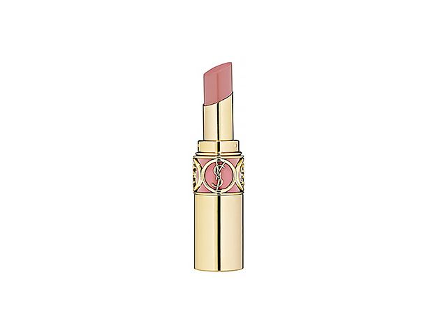 Yves Saint Laurent Rouge Volupté Lipstick in Sensual Silk ($35)