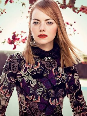 Emma Stone's Vogue Cover Spread