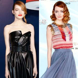 Emma Stone's Stylish Spider-Man Press Tour--See Her Best Looks
