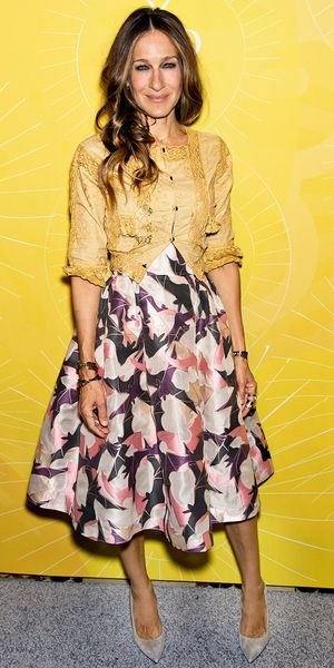 Shop Sarah Jessica Parker's Ladylike Look