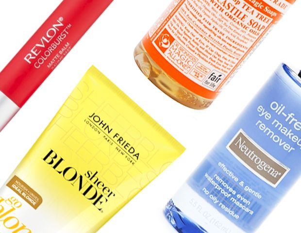 10 Drugstore Beauty Buys Our Editors Swear By--All Under $15!