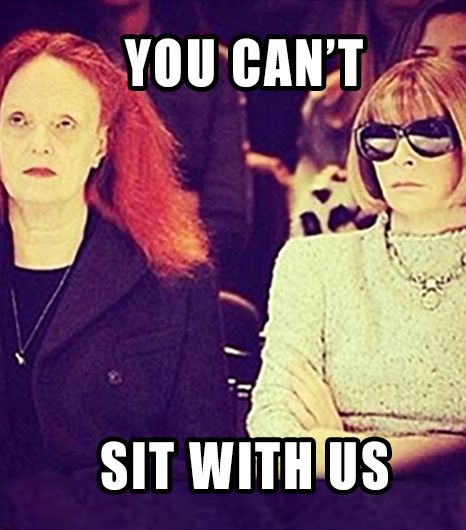 The Best Fashion Memes Of All Time