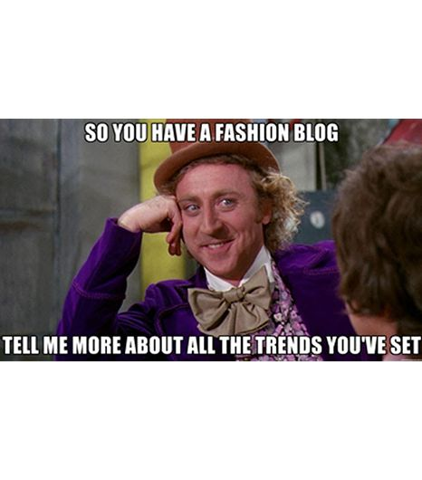 The Funniest Memes Of All Time : The best fashion memes of all time whowhatwear
