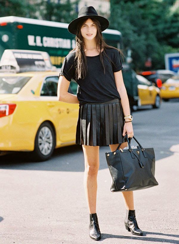 Tip of the Day: Warm Weather Black