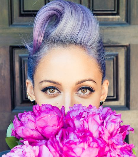 ICYMI: Nicole Richie In Full Bloom On The Coveteur