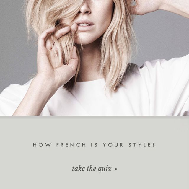 How French is your style? Take our quiz to find out!