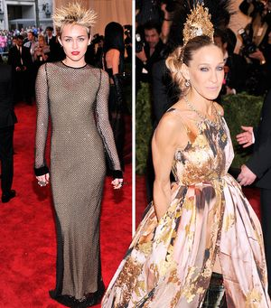 The Most Dramatic Met Ball Looks of All Time