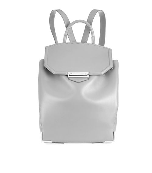 Alexander Wang Prisma Leather Backpack ($1095)