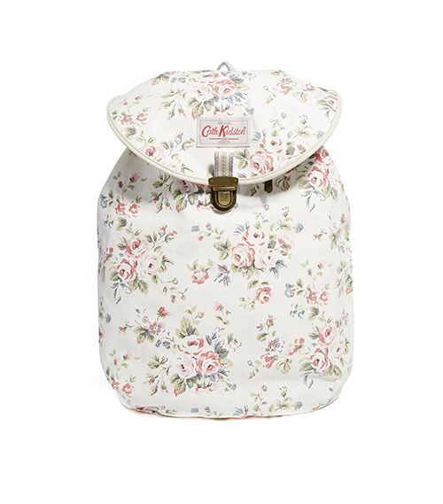 Cath Kidston Cotton Backpack ($75)