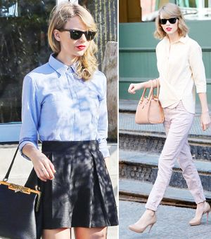 7 Days Of Ladylike Outfits Inspired By Taylor Swift