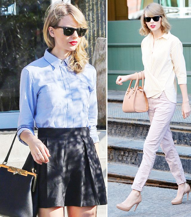 7 Days Of Ladylike Outfits Inspired By Taylor Swift Whowhatwear
