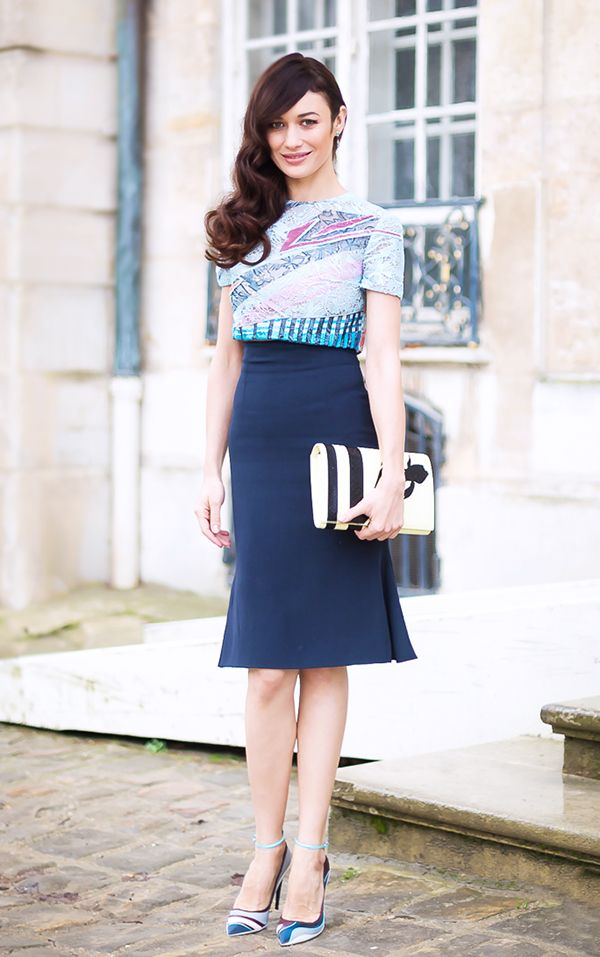 Trick 6: Invest In A Selection Of Pencil Skirts