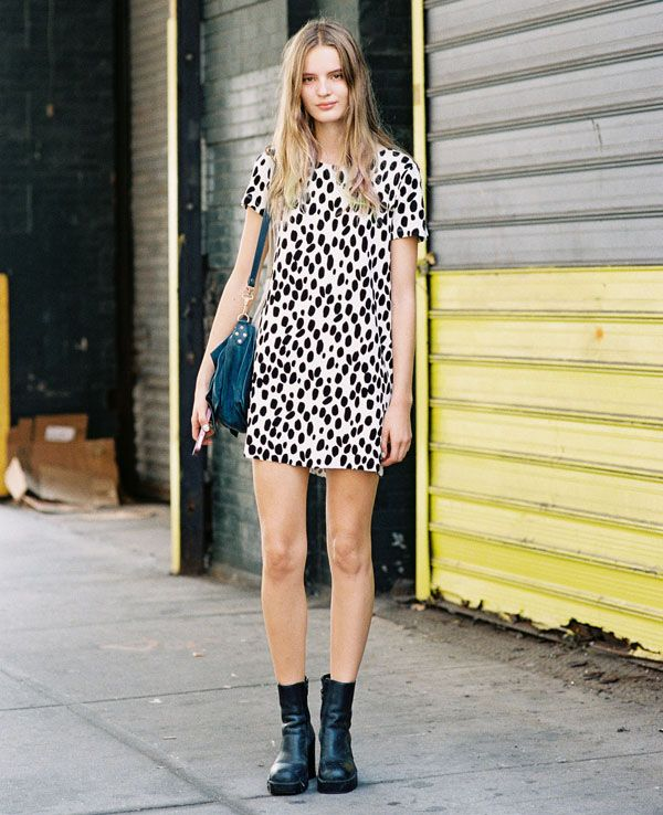 Tip of the Day: Mini Dress