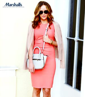 See How Two Bloggers Style Marshalls Spring Looks