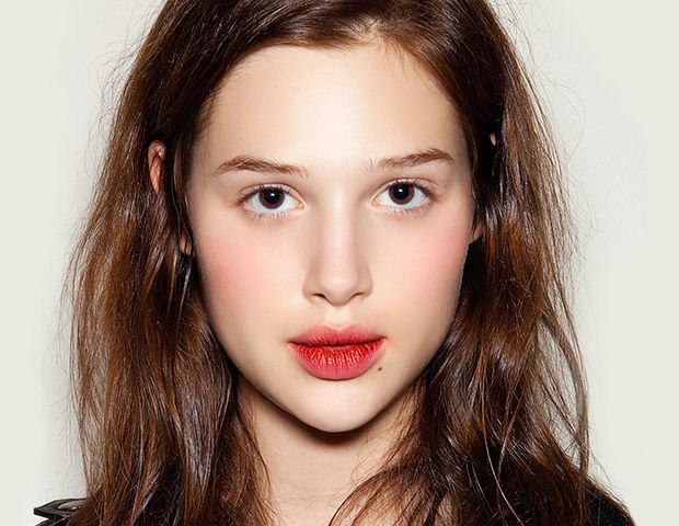 Tuesday Tip: The Easy Berry-Stained Lip
