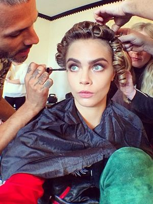 Behind-the-Scenes: How Your Favorite Celebs Got Ready for the Met Gala