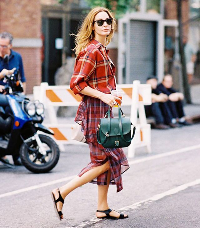 Tip of the Day: Plaid On Plaid
