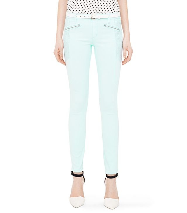 Moto meets mint. 