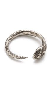 Serpent Ring Vita Fede