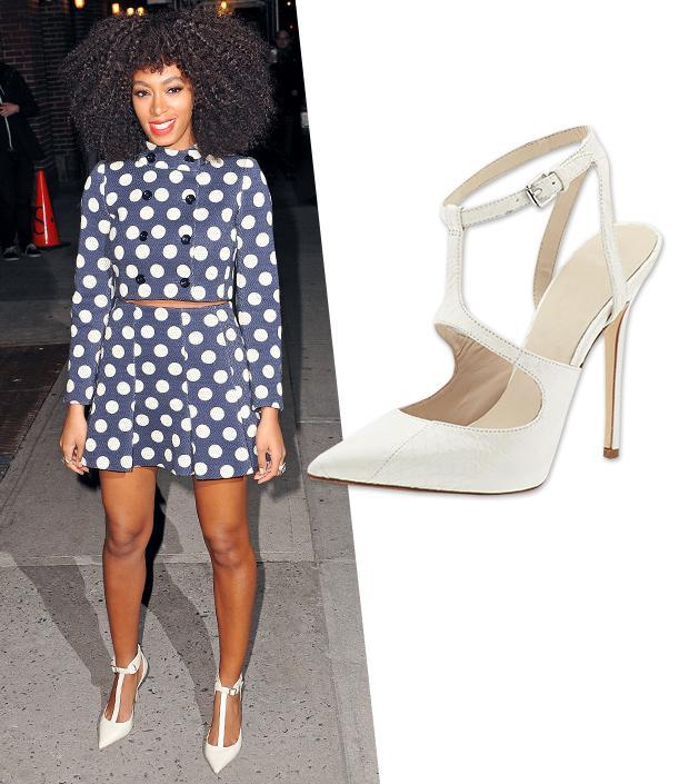 Fashion's Favorite New Footwear Trend.