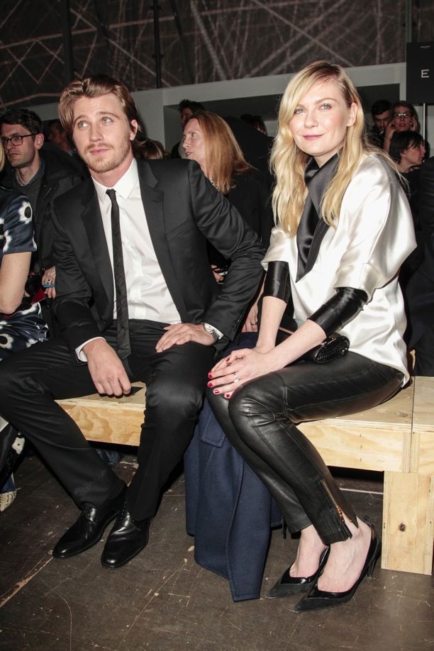 PFW Front Row: Saint Laurent F/W 2013