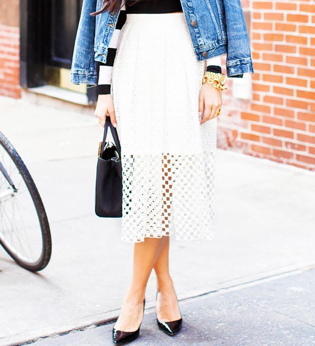 Shop Spring's Most Essential Trend: Eyelet