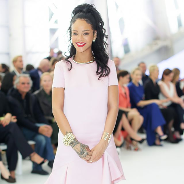 See Christian Dior's Full Resort 15 Collection And Best Front Row Fashion