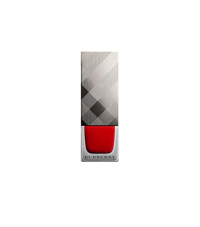 Burberry Poppy Red Nail Polish ($21)