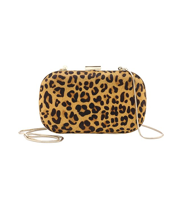 Club Monaco Tawney Miniaudiere ($150)