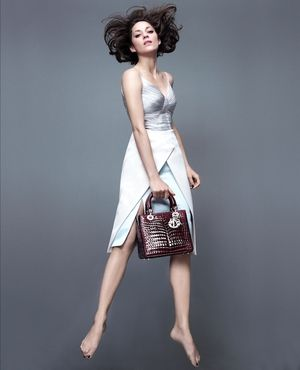 Marion Cotillard Stars In The Lady Dior F/W 2014 Campaign