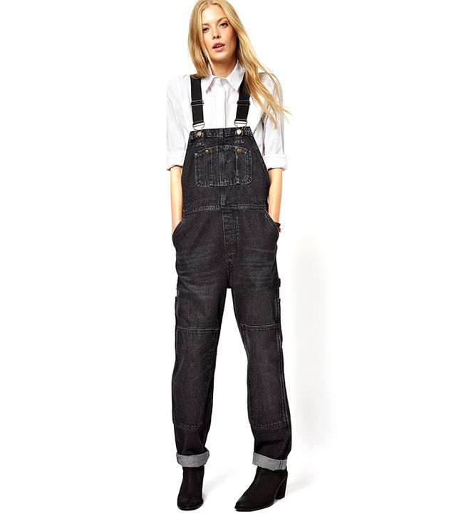 Workwear Denim Overalls