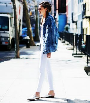 #TuesdayShoesday: Shop Our Favorite White Loafers
