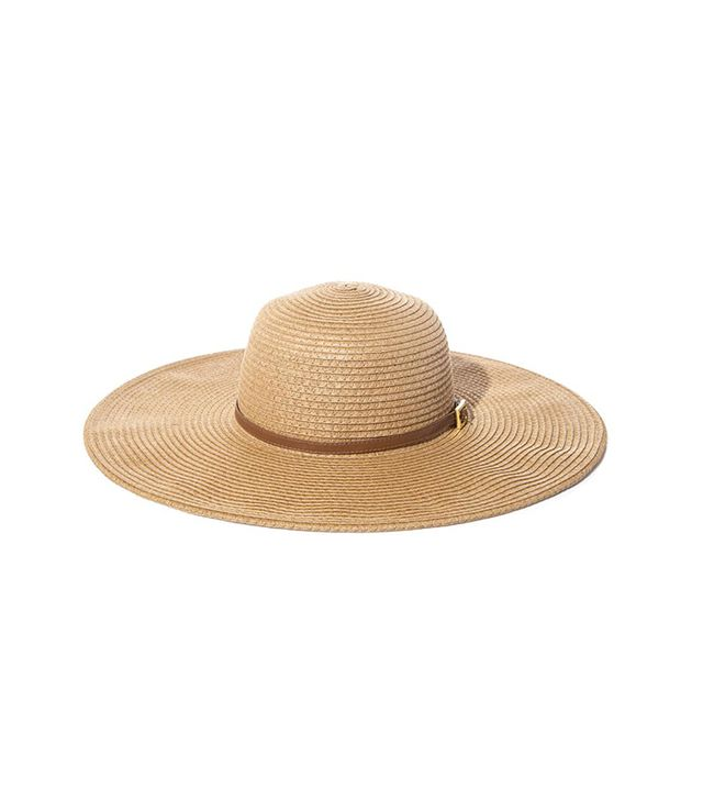 Melissa Odabash Jemima Wide-Brimmed Hat ($150)  Doesn't this hat make you want to run off to South America?
