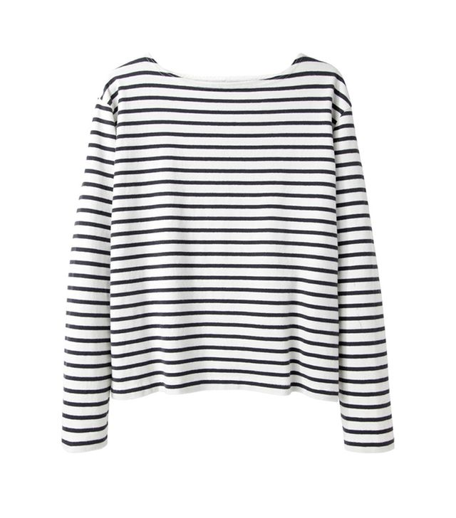 Wood Wood Adrian Stripe Longsleeve Shirt ($100)  Get yourself to a yacht, in this shirt, immediately!