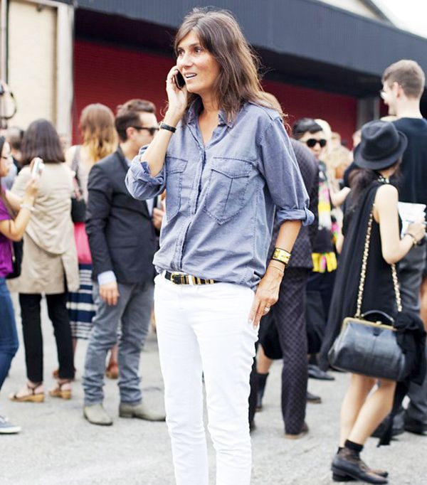 The Best Chambray Staples for Summer