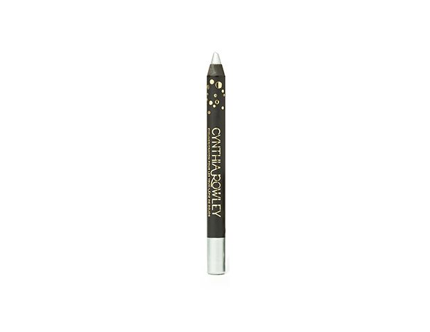 The Silkiest Silver Eyeliner I've Ever Used