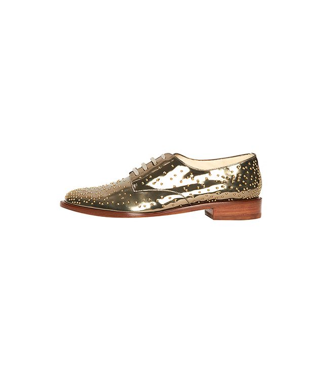 Robert Clergerie Jaclou Oxfords ($695)