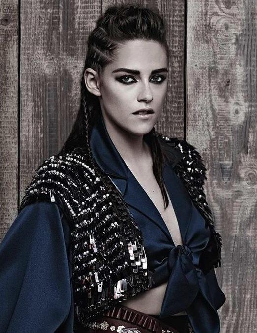 Kristen Stewart For Chanel's Paris‐Dallas Campaign